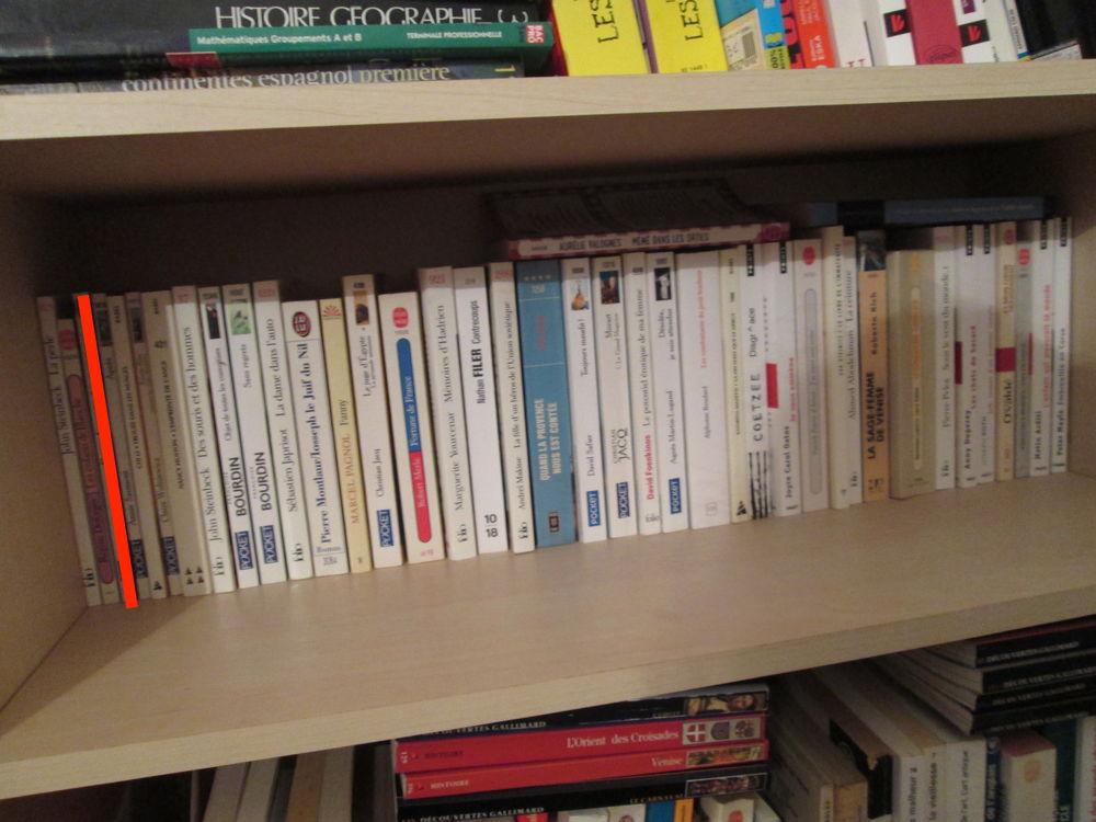 Livres de poche romans, nouvelles lot n°2 2 Herblay (95)
