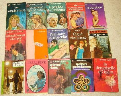 lot de 15 livres de poche 12 Versailles (78)