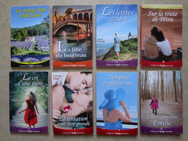 8 livres de poches  Collection NOUS DEUX émotion  + 2  5 Sassenage (38)