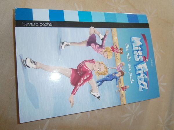 2 Livres De Poches Miss Frizz Pour Fille 8 10 Ans