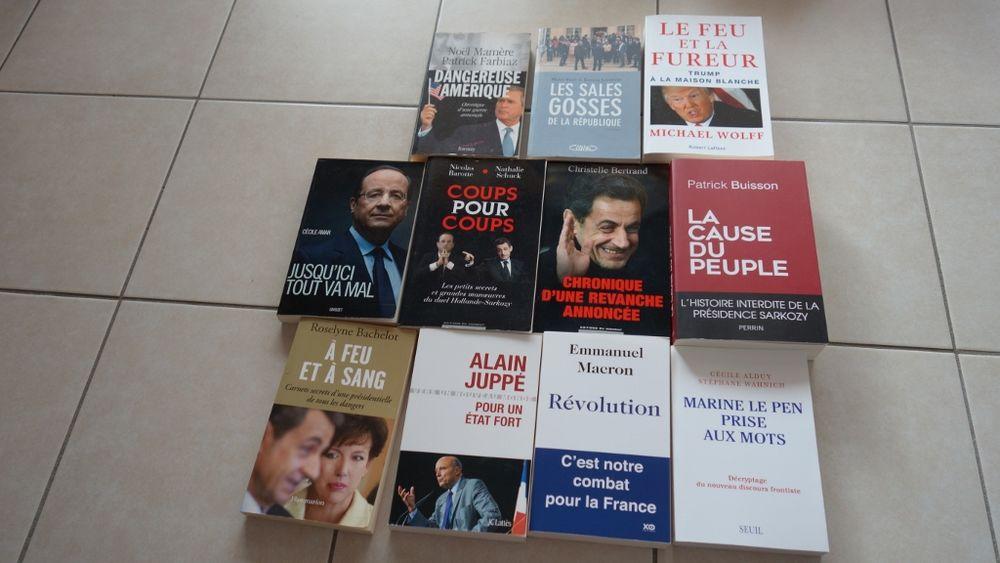 Livres politiques 3 Hyères (83)