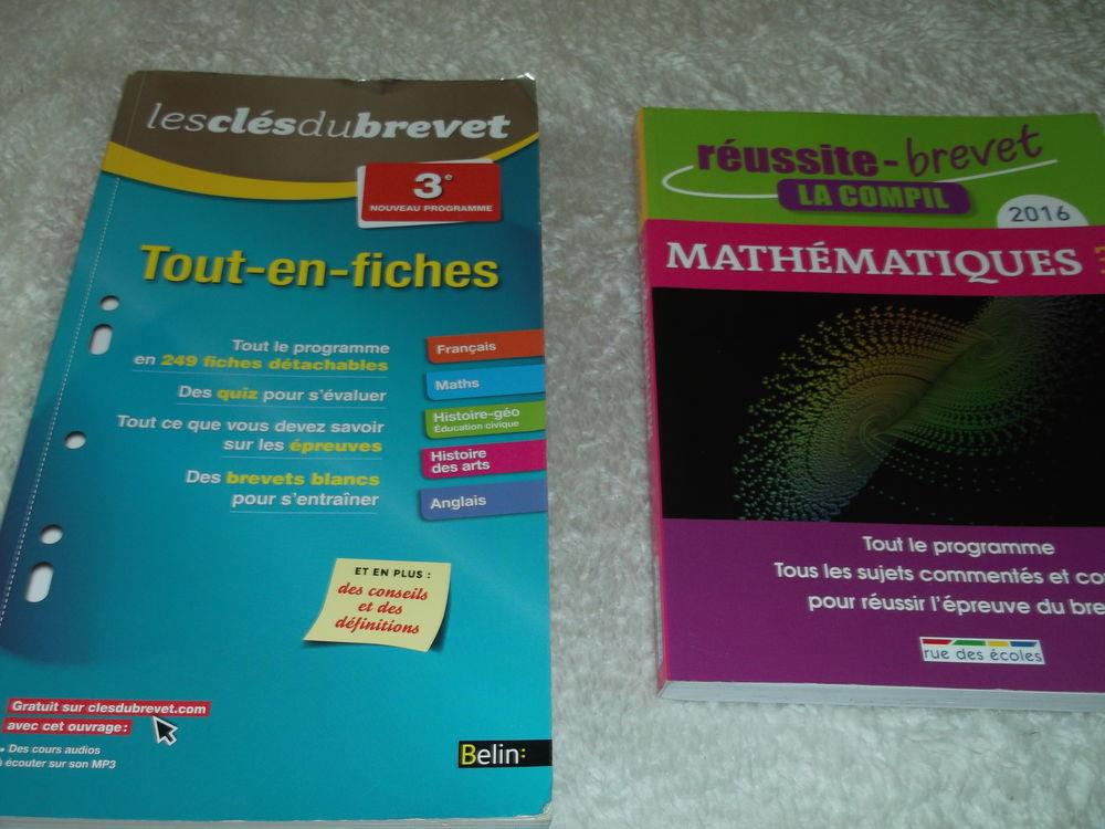 livres pour brevet 10 Fouilloy (80)