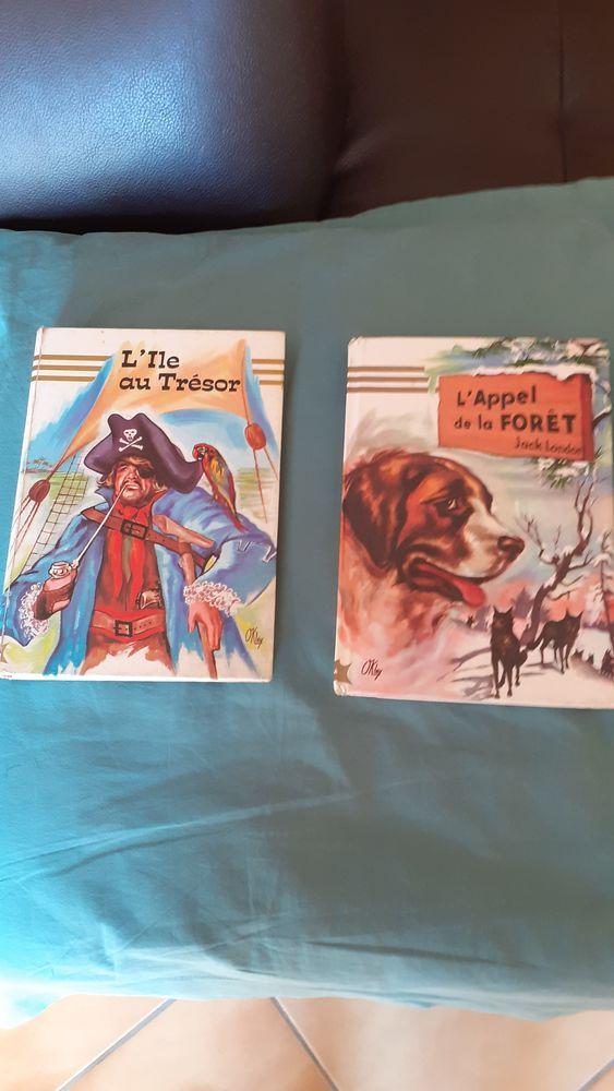 Lot de 2 livres pour enfant 5 Grisolles (82)