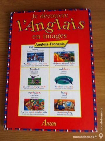 Livres pour enfants J apprends l anglais et Les dinosaures 2 Angers (49)