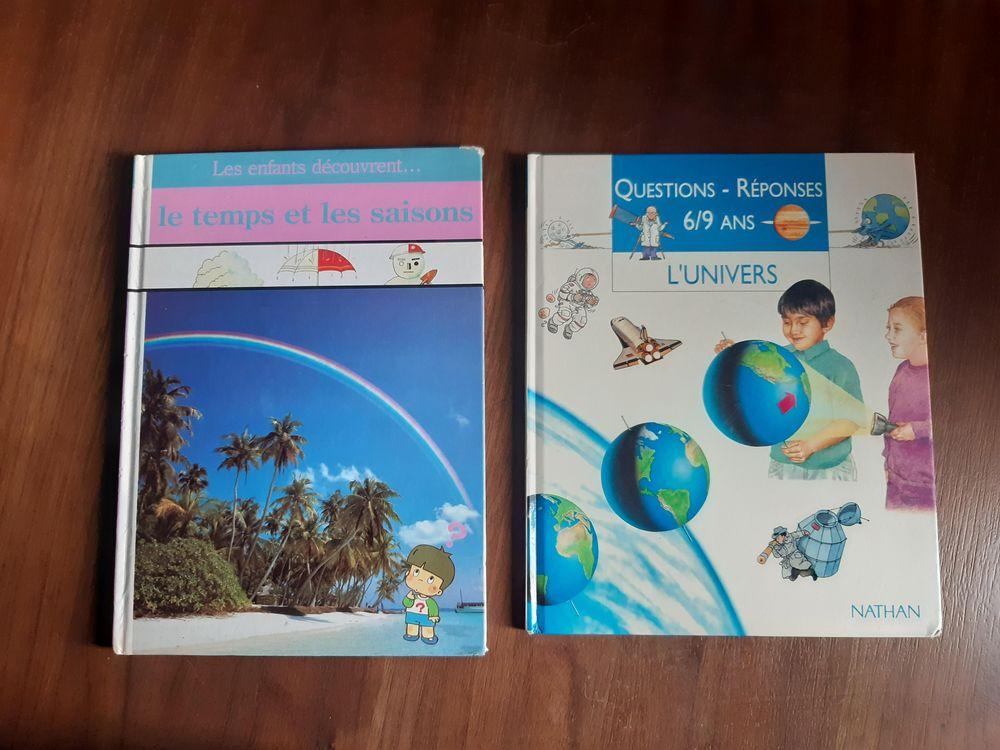 LIVRES POUR ENFANTS : LE TEMPS, LES SAISONS, L'UNIVERS 5 Noisy-le-Sec (93)