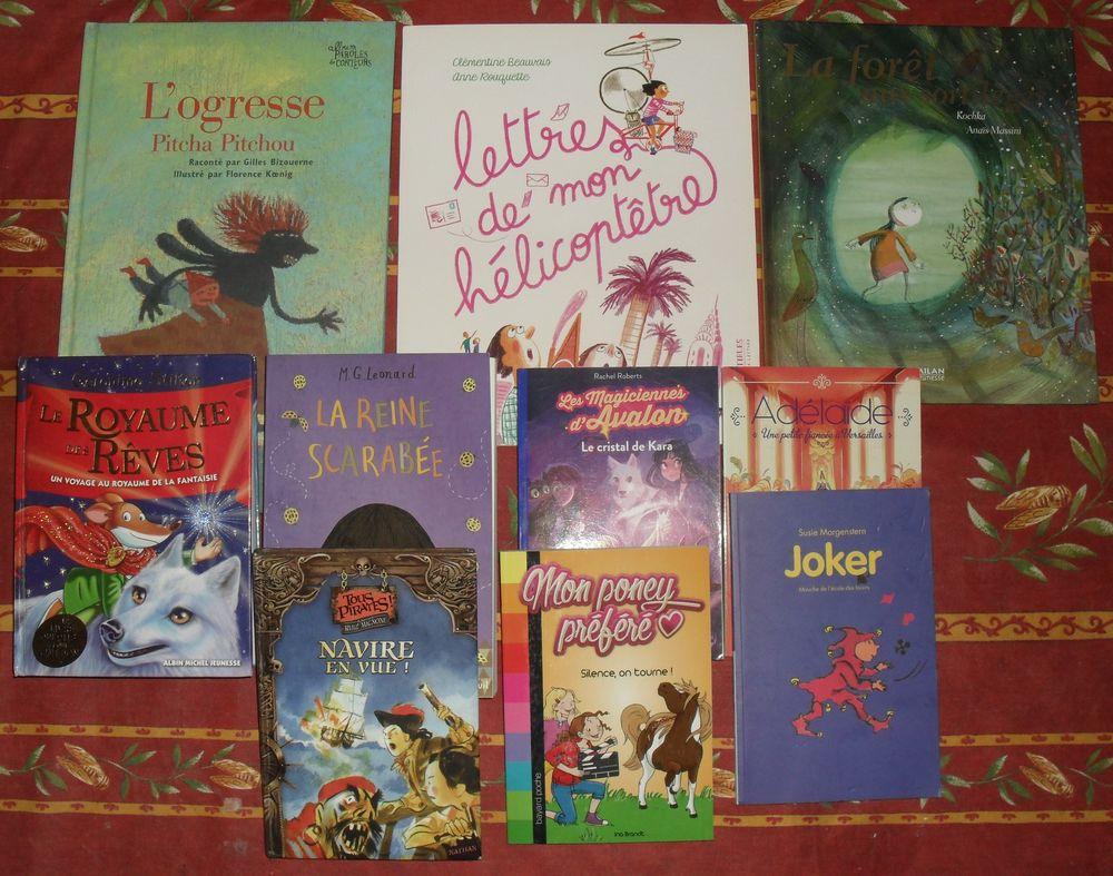 Lot de 10 livres pour Enfants Etat NEUF 40 Montreuil (93)