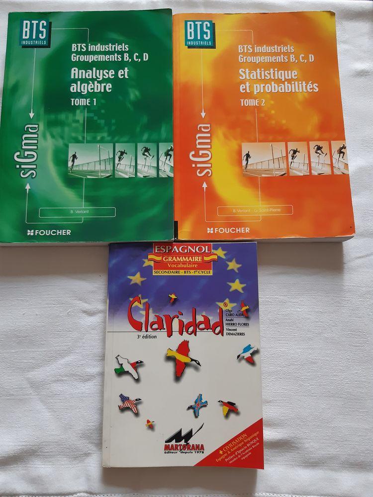 Livres pour étudiant en BTS industriel 15 Saint-Genis-Laval (69)