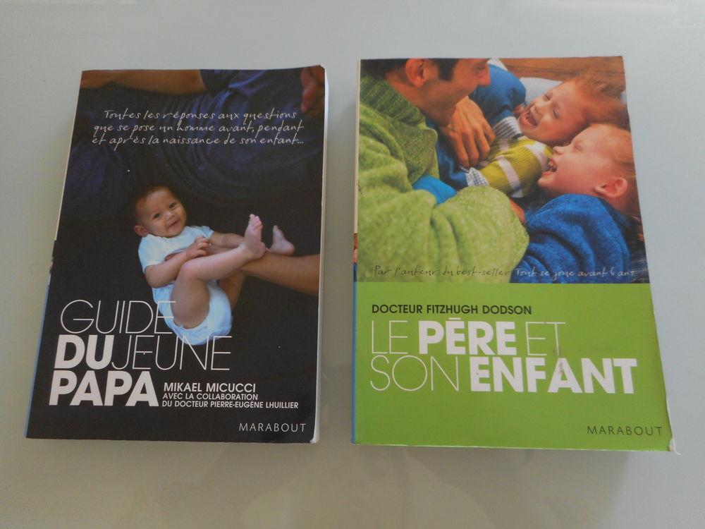 2 livres pour jeunes papas 3 Limay (78)