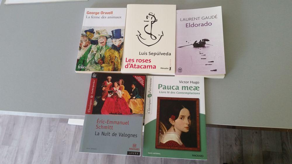livres pour lycéens 1 Rebecques (62)
