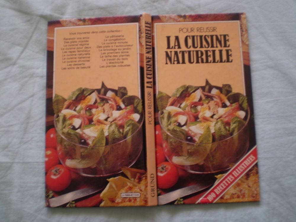 LOT de 3 livres POUR RÉUSSIR La CUISINE éditions Gründ 12 Lingolsheim (67)