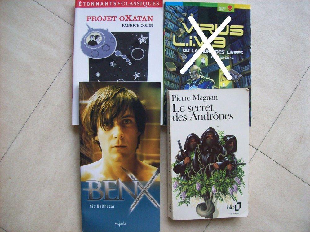 Lot De Livres Pour Ado Zoe