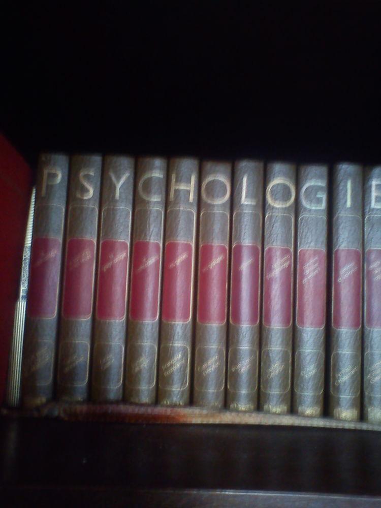 livres psychologie 0 Pompignac (33)