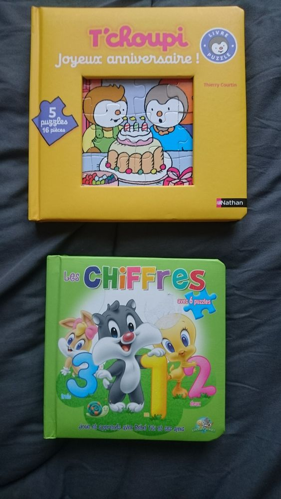 livres puzzles 6 Anglet (64)