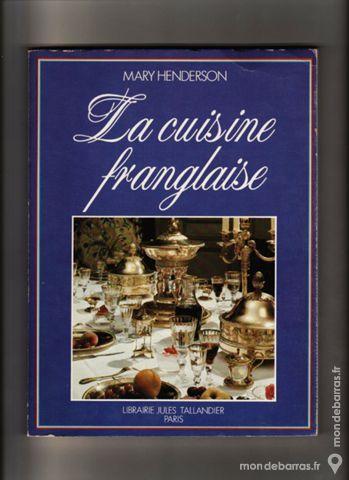 Livres de recettes de cuisine Livres et BD
