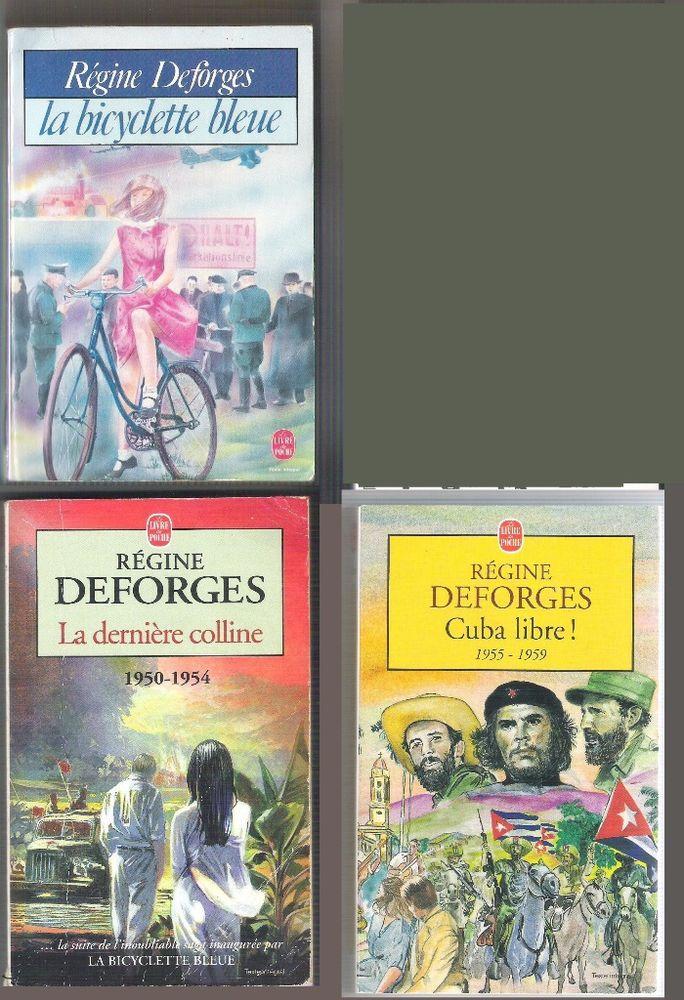 Livres de Régine Deforges 1 Balma (31)