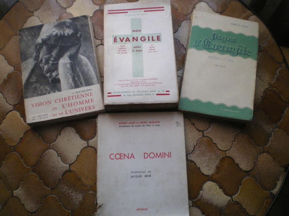 Livres - Religion, Evangile Vision Chrétienne. 6 Caen (14)