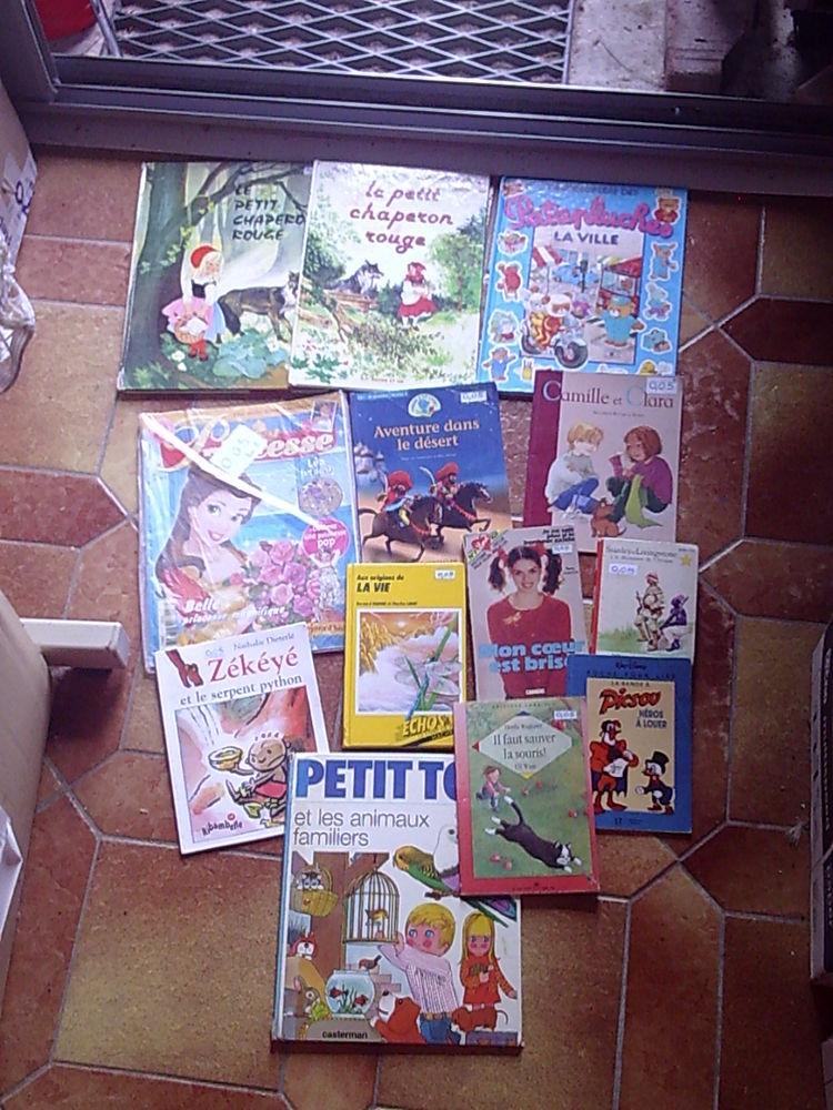 Livres et Romans Enfants de 0,05 € à 0,50 € pièce 1 Bouxwiller (67)