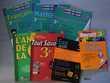 Lot de livres scolaires college