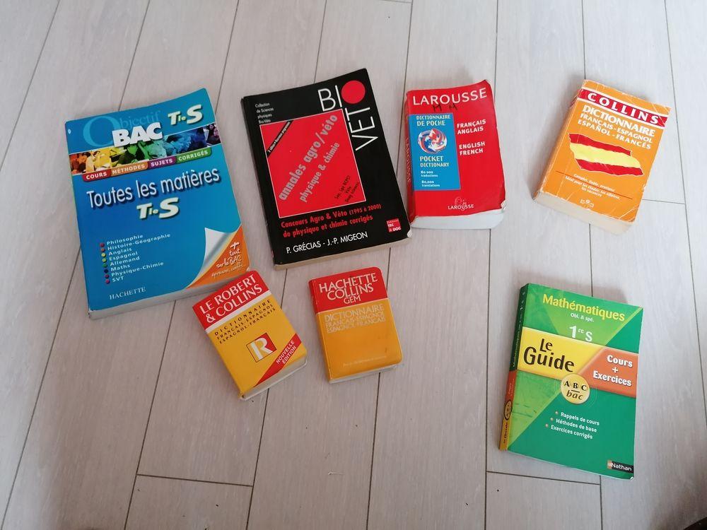 livres scolaires et concours infirmier Livres et BD