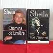 LIVRES SHEILA - CHEMINS LUMIERE - ET SI C'ETAIT VRAI