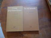 lot de 2 livres Sigmund Freud 20 Saint-Rémy-de-Provence (13)
