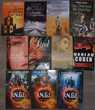 Livres thriller/romance/fantasy Livres et BD