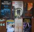 Livres thriller lot