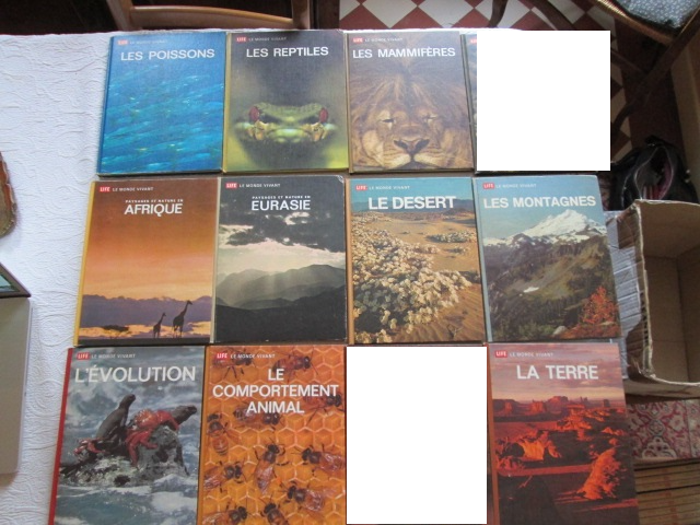 Livres Time Life années 1960-1980 2 Herblay (95)