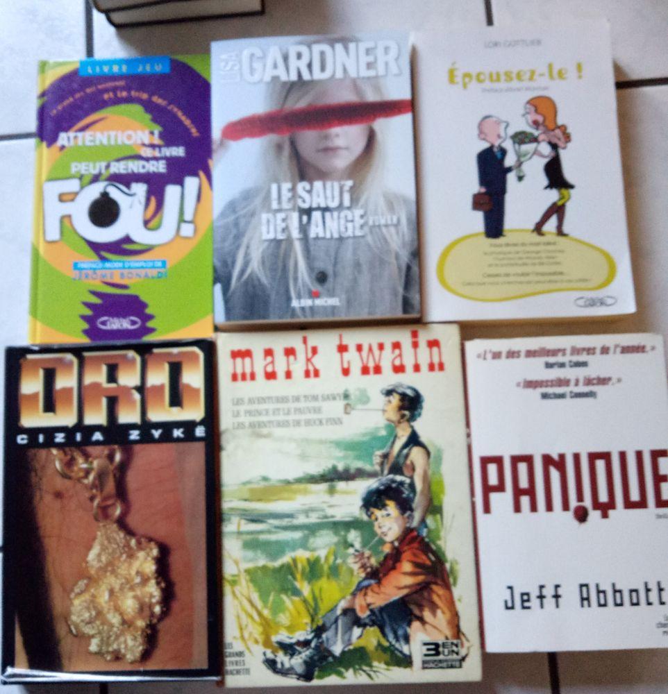 livres en tous genres 2 Amnéville (57)