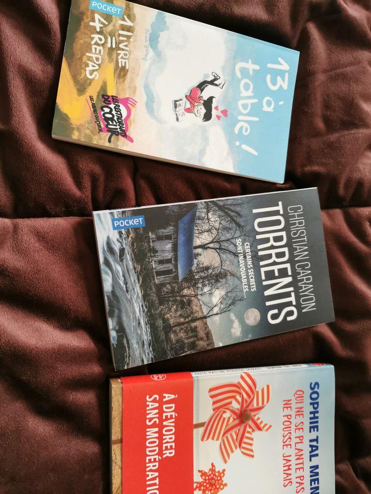 Lot 3 livres très récents  2 Roissy-en-Brie (77)