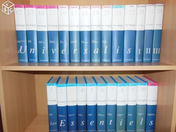 lot de livres universalis 40 Corbeil-Essonnes (91)