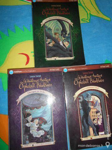 Lot livres 3 Santeny (94)