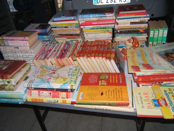 lot de livres 0 Rantigny (60)