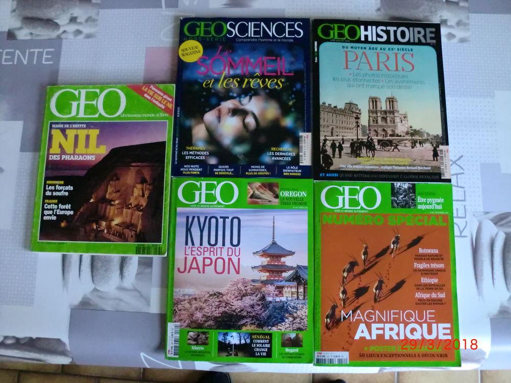 livres GÉO 4 Merville (59)
