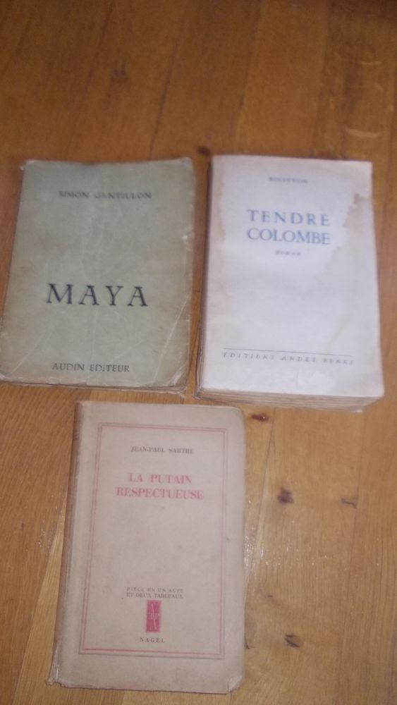 lot de 3 livres Livres et BD