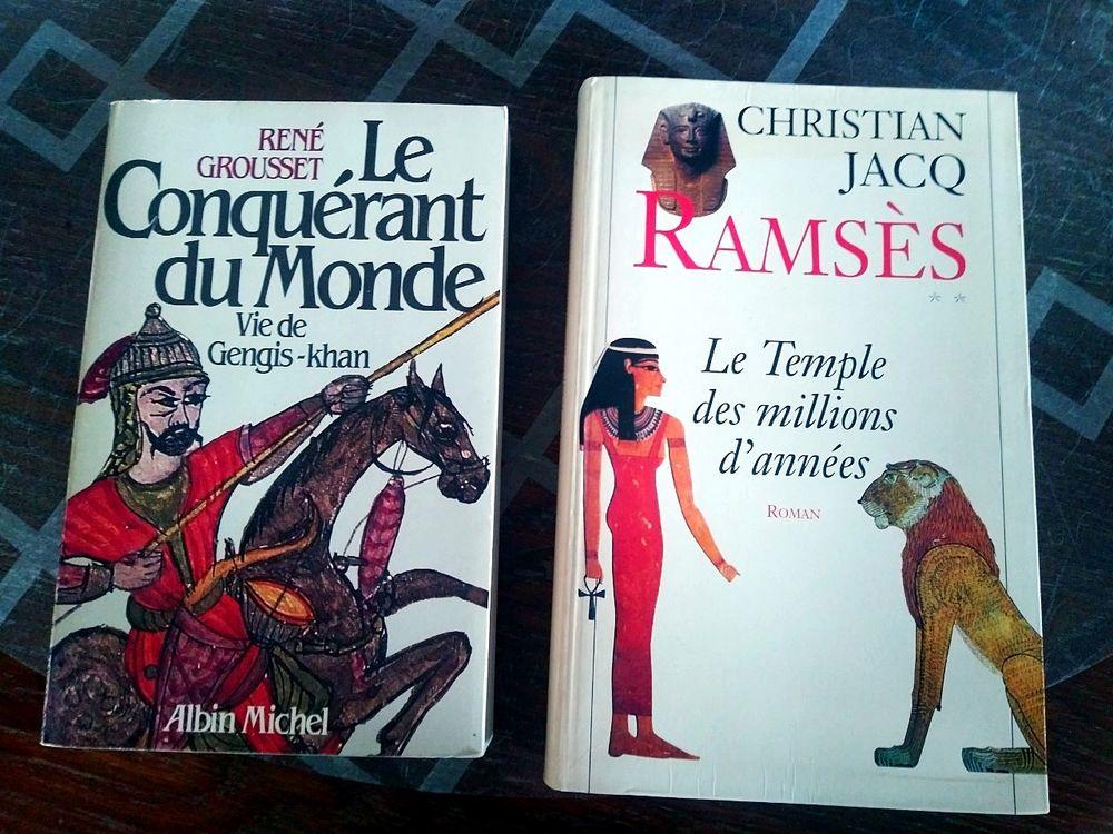 2 livres Livres et BD