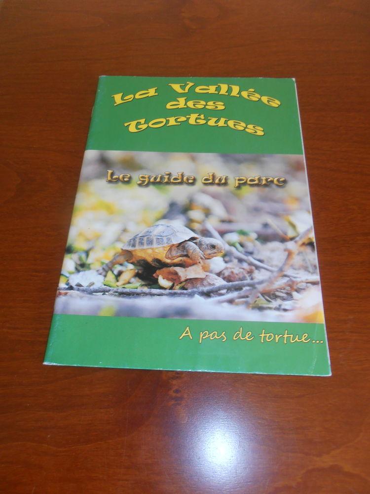 Livret La vallée des tortues Livres et BD