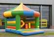 location carrousel chateau structure gonflable 0 Saint-Quentin (02)