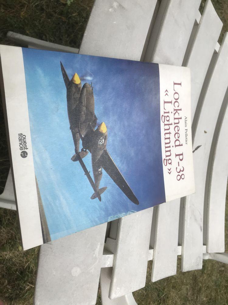 Lockheed P-38 Lightning - Alain Pelletier 8 Haguenau (67)