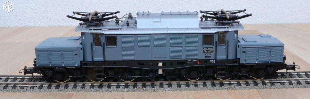 Loco E94006 ROCO (DRG E94) HO  120 Fleury (11)