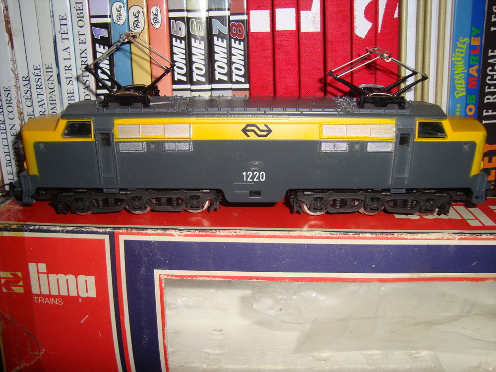 loco lima 1220  40 Bagneux (92)