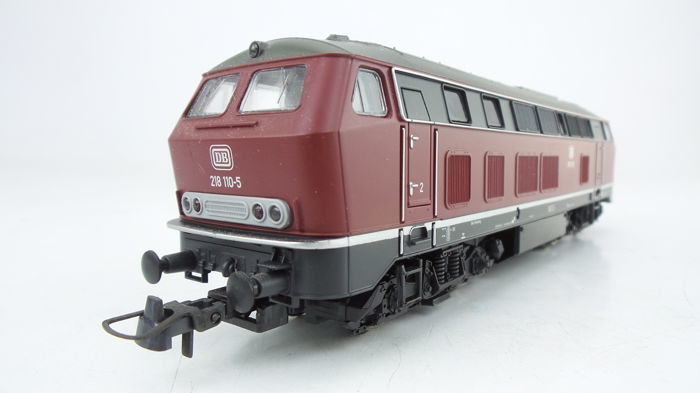 Loco ROCO BR-218-110-5 DB 80 Fleury (11)