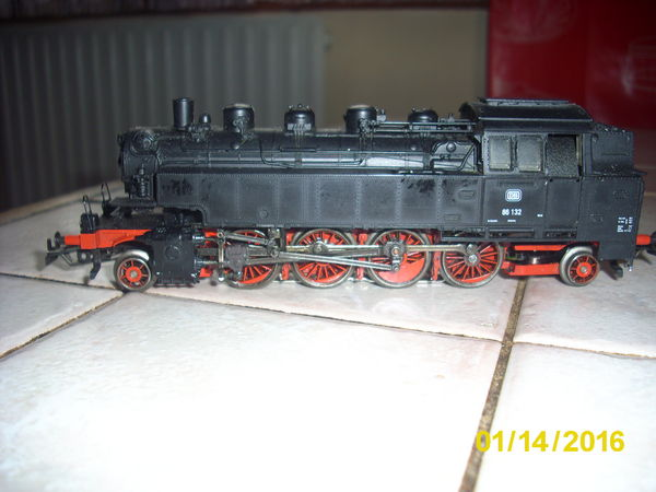 locomotive marklin 85 Saint-Éloi (58)