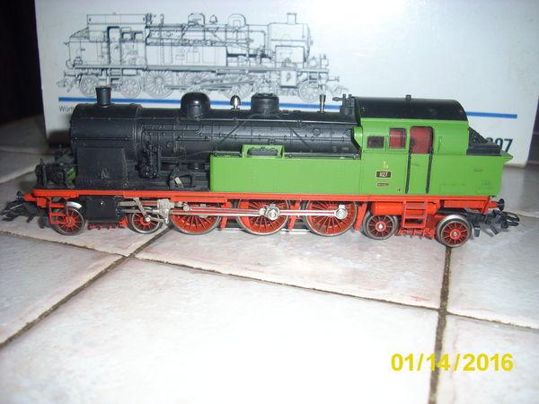 locomotive marklin 110 Saint-Éloi (58)