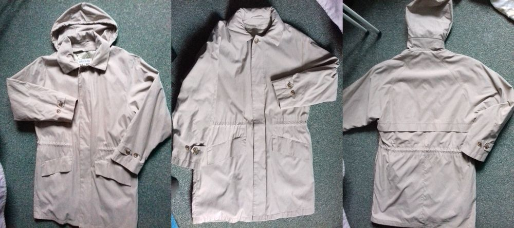LONDON FOG Trench Coat Imperméable capuche, doublure amovibl 69 Paris 11 (75)