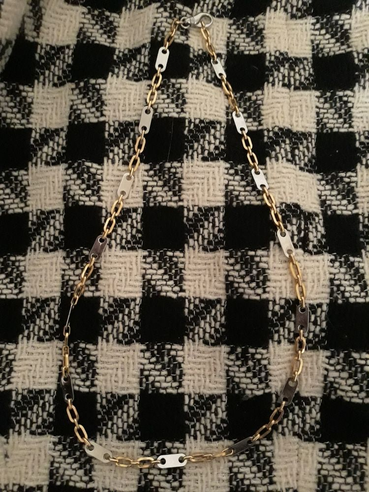 Long collier homme 85 Noyers (89)