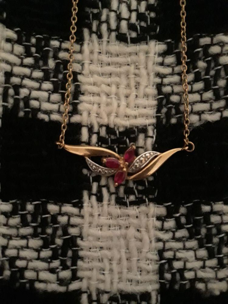 Long collier en plaqué or 20 Noyers (89)