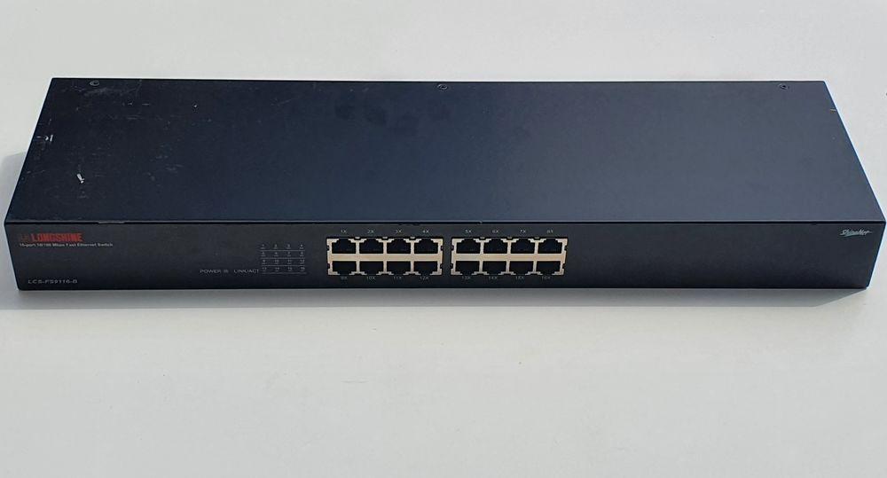 Longshine 16-Port Fast Ethernet Switch 12 Apach (57)