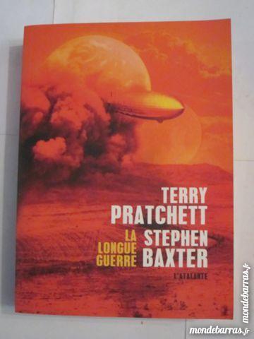 LA LONGUE GUERRE par TERRY PRATCHETT et  S. BAXTER 16 Brest (29)