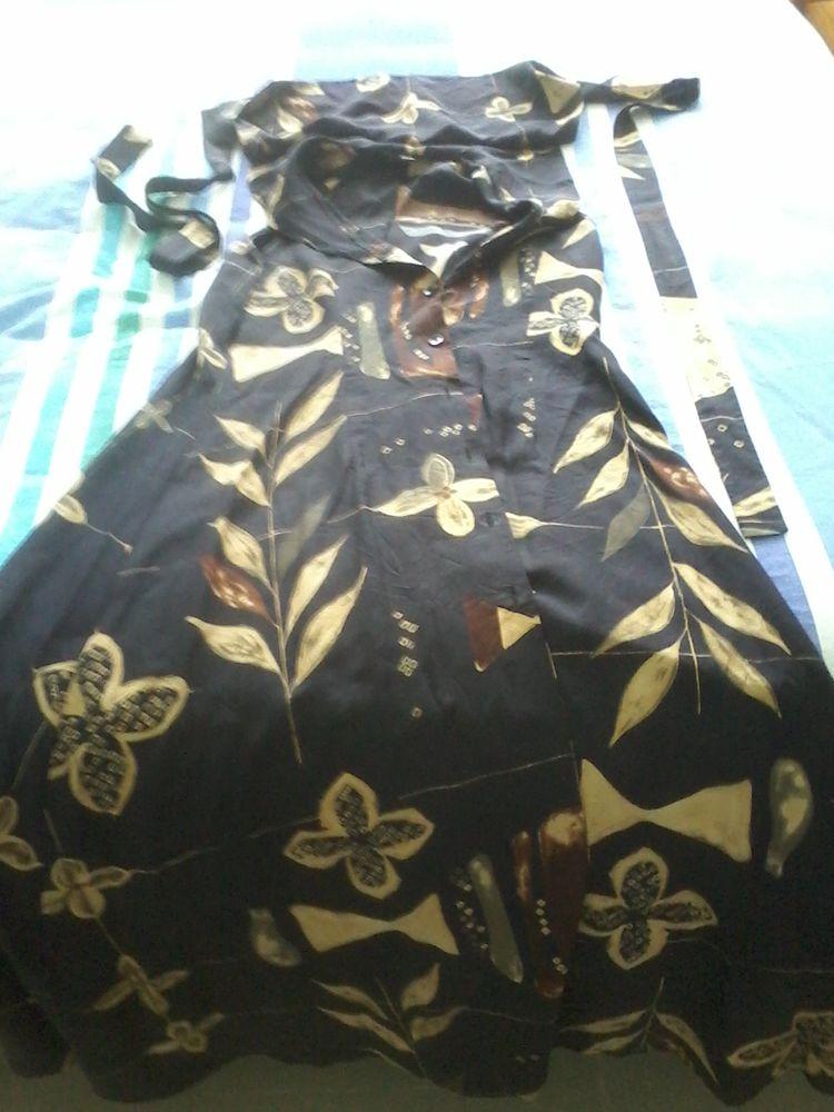 Longue robe a fleurs de marque nitya pour offrir  5 Tourcoing (59)